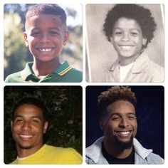 That Smile Over The Years  From a Boy to a Man