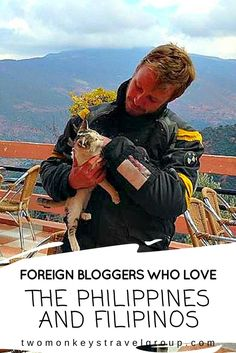 Foreign Bloggers Who Love The Philippines and Filipinos I've been reading a lot of articles lately about the Philippines – I've seen travel writers who've been there, planning to go there or who dream of going there and I love how so many writers are showing the world what an amazing place our home is. So, check out this list of world-class bloggers who have fallen in love with the Philippines!