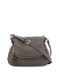 TOM FORD Jennifer Calfskin Crossbody Bag