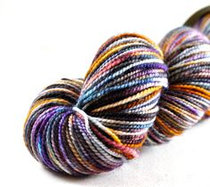 COLLUSION high twist sock   Krista   Flickr