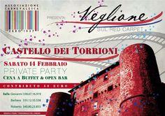 Il Castello di Ronciglione mette il red carpet!!!