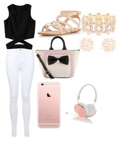 """""""Cali Collection #1"""" by seragart on Polyvore featuring Miss Selfridge, Dorothy Perkins, Frends, Betsey Johnson and Charlotte Russe"""
