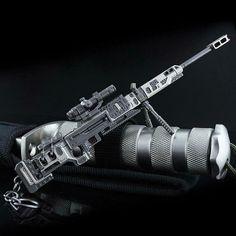 Kraber Sniper - Apex Legends Premium Collectable
