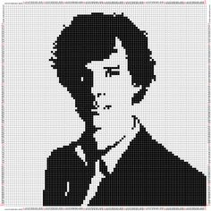 Aaw. Sherlock Stitch cross