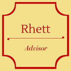 Rhett - Top 50 Southern Names and Their Meanings