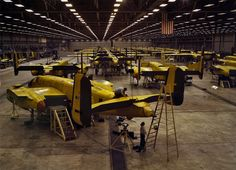 North American Aviation.  B-25 production.  October, 1942