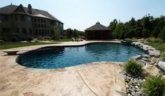 If you're considering Fronheiser Pools for your pool design & construction, please check out our design portfolio & photo gallery to see some of our work!