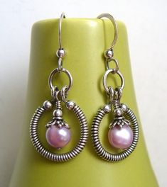 Pearl In The Middle (Customer Design) - Lima Beads