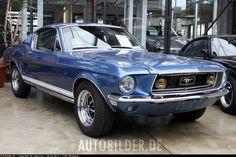 Mustang l (Ford) fotografiert von Uwe Fey am 06.05.2012 in Duesseldorf