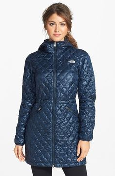 The+North+Face+'ThermoBall™'+PrimaLoft®+Quilted+Coat+available+at+#Nordstrom xs