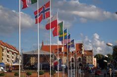 Mistrzostwa Europy w klasie Słonka odbyły się w tym roku w Kamieniu Pomorskim. Niesamowita, międzynarodowa inicjatywa. A na podium Hiszpanie!  #Mistrzostwa Europy #Kamień Pomorski