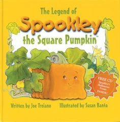 If you're a fan of the popular children's book, The Legend of Spookley the Square Pumpkin, you'll want to check out these six learning activities and crafts inspired by the story!