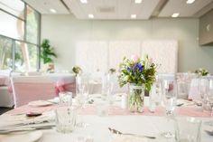 Gorgeous and elegant dusky pink colour theme.