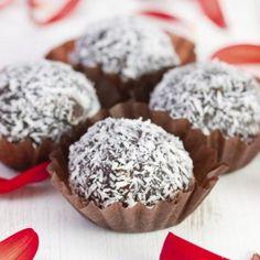 Trufas de Chocolate Estilo Chocolat