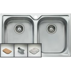 Shop Online for Oliveri DZ1631TH Oliveri Diaz Double Bowl Inset Sink and more at The Good Guys. Grab a bargain from Australia's leading home appliance store.