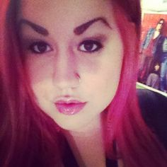 Sometimes I miss my pink hair