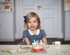 Time flies- our Leonore is 2! Happiest of birthday wishes to our beautiful and sweet daughter.