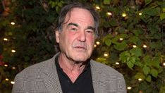 """Oliver Stone Says He Has No Plans for a Trump Biopic: """"People Are Fascinated by Him but Im Not""""  The acclaimed filmmaker who once directed Trump in 'Wall Street' says the president-elect """"has enormous balls so you have to give him credit for that.""""  read more"""