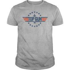 Top Gun Star Logo T-Shirts, Hoodies, Sweatshirts, Tee Shirts (26$ ==► Shopping Now!)