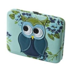 I'm obsessed with Owls. So this owl wallet from Target is on my list :)