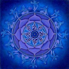 mandala, spiritual journey, life is art, creative, lotus, sacred, experiential