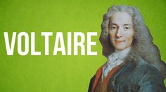 """Who knew? We need Volaire now more than ever! Voltaire said of himself that he  wanted his writings to change the way people thought and behaved. In leading his crusades against fanaticism he even invented a campaign slogan – ecrasez l'infâme -which translates roughly as """"crush the despicable""""."""