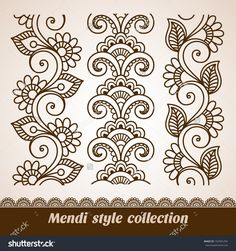 The vector file Henna Tattoo Mehndi Flower Template Vector CDR File is a Coreldraw cdr ( .cdr ) file type, size is KB, under henna, mehndi vectors. Mehndi Flower, Mehndi Art, Henna Art, Mehendi, Henna Patterns, Zentangle Patterns, Embroidery Patterns, Hand Embroidery, Zentangles