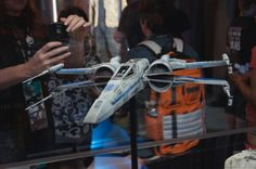 Up close with the ships, props, and costumes of Star Wars: The Force Awakens | The Verge