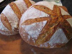 Kitty's Kozy Kitchen: Artisan Bread