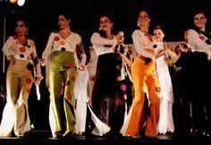 Yo en mi baile escuela tatiana Reyna. CAracas
