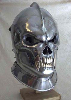 Medieval Skull Helmet