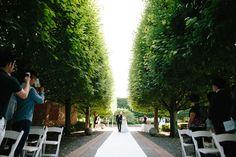 Chicago Botanic Garden Wedding | Jenelle Kappe Photography