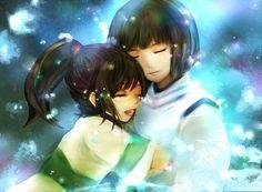 Tags: Fanart, Spirited Away, Haku, Studio Ghibli