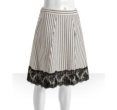 Moschino Cheap and Chic skirt, $403.99 at Bluefly.com. (Apparently Moschino and I have a different idea of cheap...if only it weren't four hundred dollars!)