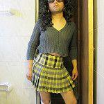 Carrete fotográfico | Flickr Skater Skirt, Mini Skirts, Style, Fashion, Men, Moda, Stylus, Skater Skirts, Mini Skirt