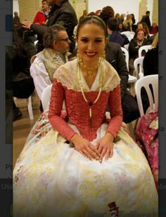 Folk Costume, Costumes, Spanish Costume, Disney Princess, Disney Characters, Womens Fashion, Fabric, How To Wear, Clothes