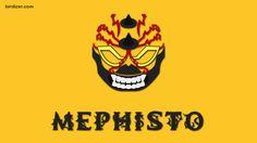 Mephisto máscara wallpaper