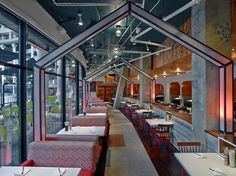 Farmers Fishers Bakers by GrizForm Design Architects, Washington, D.C.