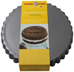 Nordic Ware Pro Form Creme Filled Wafer Pan Nordic Ware http://www.amazon.com/dp/B003IRI44G/ref=cm_sw_r_pi_dp_BuuQvb01KKZZZ
