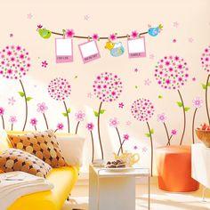 Rózsaszín emlékek képkeretes falmatrica  #csajos #pitypang #képkeret #gyerekszobafalmatrica #falmatrica #gyerekszobadekoráció #gyerekszoba #matrica #faldekoráció #dekoráció Lany, Wall Murals, Inspiration, Home Decor, Yurts, Flowers, Wallpaper Murals, Biblical Inspiration, Decoration Home