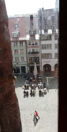 Climbing Freiburg Cathedral : Freiburg from Above - Ctrl Alt Travel