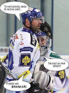 Goalie acting like a stupid pussy Funny Images, Funny Pictures, Hockey Memes, Some Jokes, Medical Humor, Chuck Norris, Jokes Quotes, Funny Pins, Funny People
