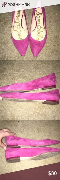 Sam Edelman Flats Size 8 Sam Edelman Flats Size 8 Sam Edelman Shoes Flats & Loafers