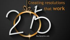 Why New Year's resolutions don't work AND how to fix that