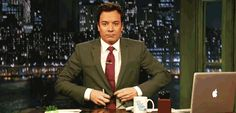 The way he opened his jacket. | 24 Moments That Prove Jimmy Fallon Is Perfect