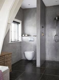 Check Out 41 Concrete Bathroom Design Ideas To Inspire You. Concrete is a super popular material due to its durability, modern look and budget-friendliness.