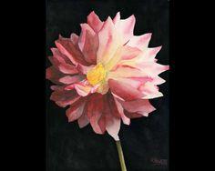 Dahlia - © Ken Powers - http://powersfineart.com