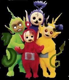 The Evil Teletubbies