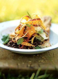 Indian carrot salad | Lamb Recipes | Jamie Oliver Recipes