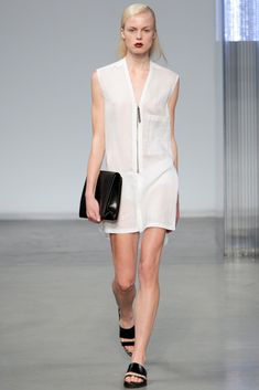 Helmut Lang Spring 2014 Ready-to-Wear Fashion Show